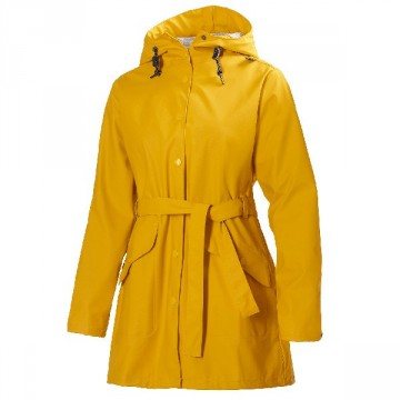 W KIRKWALL RAINCOAT -  GUL HELLY HANSEN